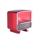 "Bakeey 9.5"" 1000W Heater Portable Mini Electric Heater PTC Fan Air Home Office Winter Warmer"