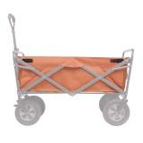 IPREE Heavy-Duty Polyester Garden Utility Wagon Cart Liner Garden Trolley Cart Inner Storage Pocket For Garden Utility Wagon Cart