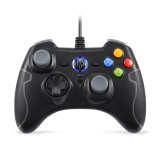 EasySMX ESM-9100 Wired Gamepad for PC PS3 Game Console Vibration Turbo Joypad Game Controller Joystick for Android TV Box