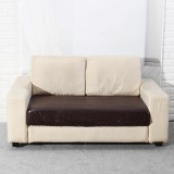 Elastic Sofa Cover PU Polyester Waterproof European Style Sofa Bed Slipcover Sofa Couch Cover Elastic Seater Armchair Sofa Bed Protector