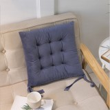 Chair Cushion Pad Corduroy Seat Patio Car Home Decor Mat Chic Cushion Pillow