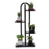 Multi-layer Flower Pot Stand Plant Rack Indoor Outdoor Garden Balcony Shelf Home Office Decoration Holder
