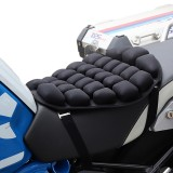 INNERNEED Motorcycle Seat Cushion Pressure Relief Ride Seat Pad Air Inflatable Large Saddles for Outdoor Travel Cycling