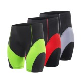 ARSUXEO Men's Cycling Padded Shorts Shock Absorption Bike Sports Shorts Breathable Quick Dry Mountain Bike MTB Clothing