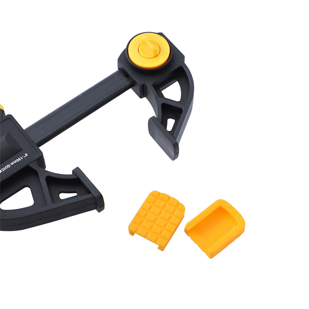 Woodworking F Clamp Fixing Clamp Multifunctional Quick Parallel Clamp Plank Clamp Adjustable Fast Ratchet Clamp