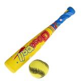 4Pcs Toy Baseball Set EVA Soft Foam Safe Sport Mini Baseball Bat and Glove Set For Children Indoor and Outdoor Sport Training