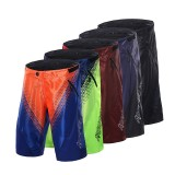 ARSUXEO Men's Cycling Shorts Loose Fit Bike Shorts Outdoor Sports Bicycle Short Pants MTB Mountain Shorts Water Resistant