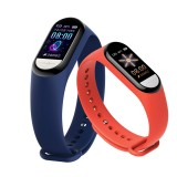 [ECG Monitor] Bakeey X3 Heart Rate Blood Pressure Oxygen Monitor Multi-sport Modes 0.96inch Color Display Smart Watch