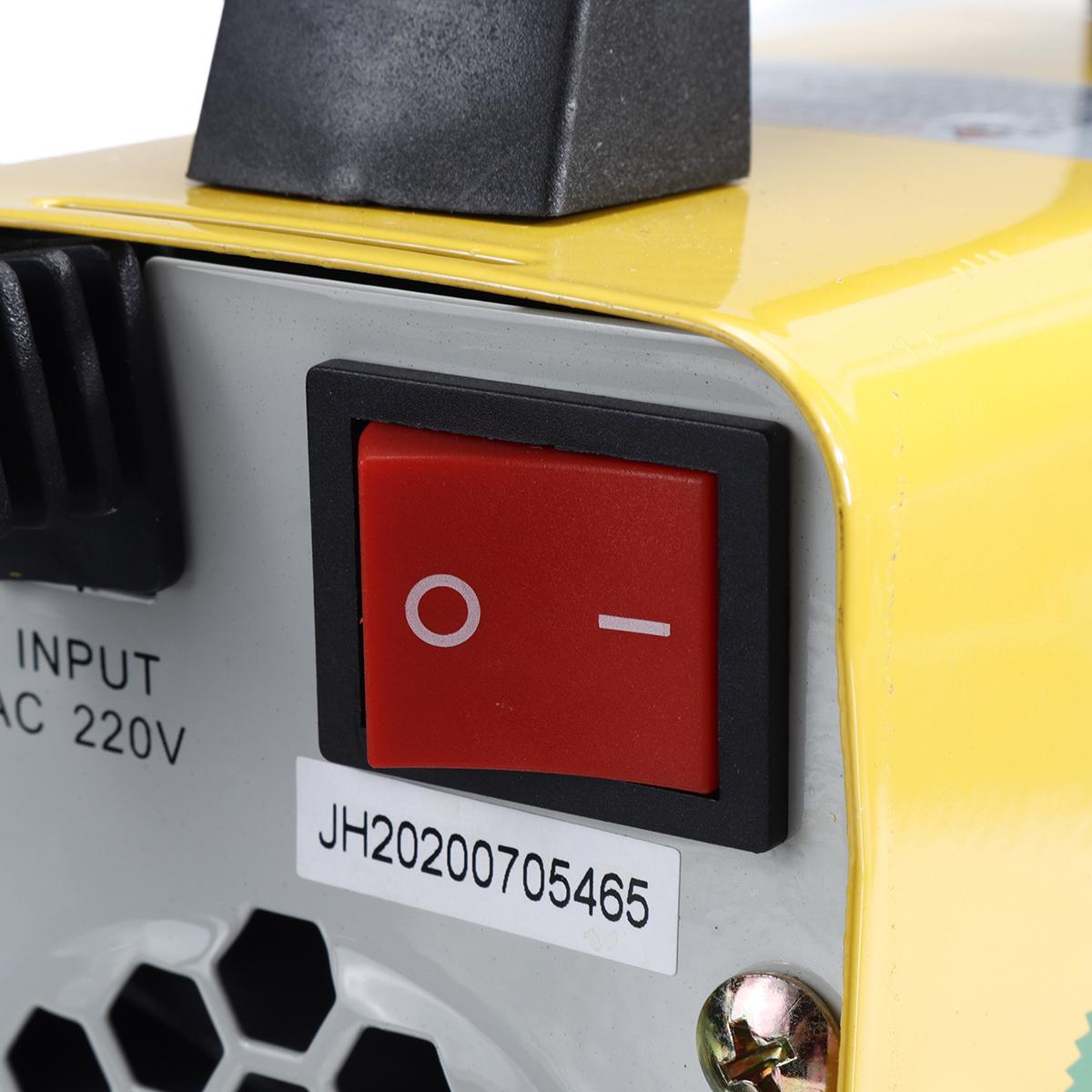 ZX7-250 20-250A Electric Welding Machine LCD Display ARC/MMA Inverter IGBT Welders Welding