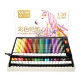 120 Colors Pencils Professional Oil Colored Pencils Set Artist Painting Sketching Wood Color Pencil School Art Supplies