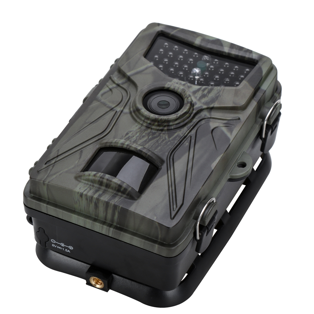 HC804A 16MP 1080P HD IR Night Vision IP65 Waterproof Hunting Trail Camera Motion Activated Wildlife Scouting Outdoor Trail Trigger Camera