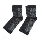 1Pairs Socks Magnetische Voetbrace Foot Sleeves Wear Copper Infused Magnetic Foot support Compression Ankle Brace Socks
