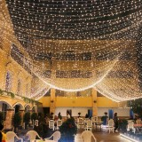 10m 2020 Christmas Tree Fairy LED Waterproof String Light Garland Chain Home Garden Wedding Party Outdoor Holiday Decor