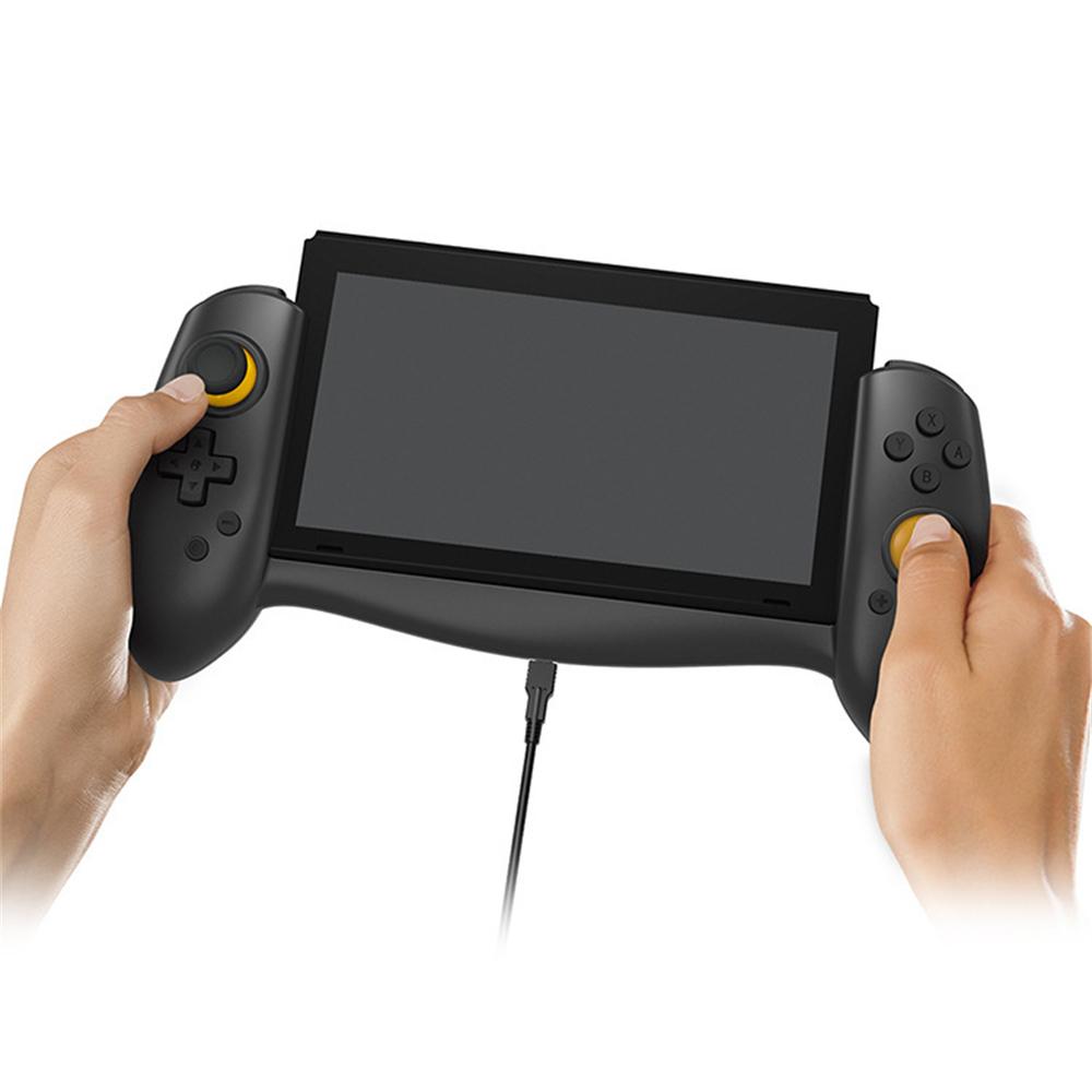 TNS-18133B1 Extendable Wireless Mobile Gaming Gamepad Controller Non-slip Joystick Bracket For iPhone 12 12Pro