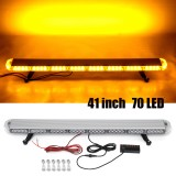 41″ 210W LED 12V 24V Truck Car Strobe Light Light Bar Led Bar Flashing Beacon Light Roof Emergency Warning Lamps 21 Modes