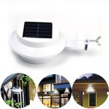 LED Solar Sink Light Corridor Wall Lamp Courtyard Outdoor Fence Lamp Eaves Solar Street LED Garden Lawn House Solar Light