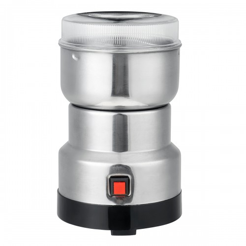 220V Electric Coffee Grinder Maker Grinding Milling Bean Spice Pepper Grinder