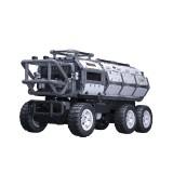 Jupiter Dawn Series Smart Building Blocks Set Shepherd Carrier Bluetooth 5.0 APP Control Children Educational RC Car Toy