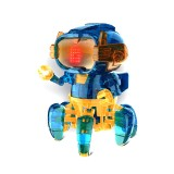 STEM 2068 Solar Assembly Intelligent Programming Robot for Children Science and Education Toys