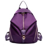 Backpack Anti-Theft Outdoor Leisure Female Bag Travel Bag Oxford Cloth Student School Bag Stationery Students Supplies