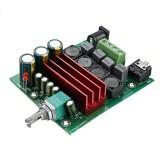 2.0 HIFI Level 50W*2 TPA3116 Digital Power Amplifier Board TPA3116D2 Power Amplifier Board Dual Channel 50W+50W