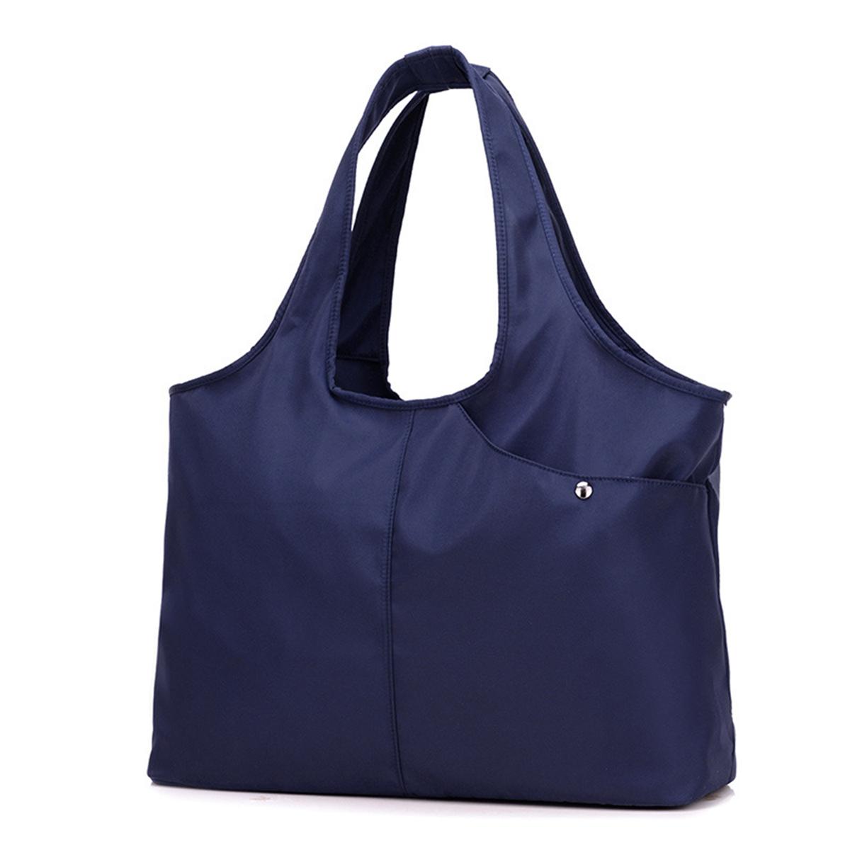 Multifunctional Waterproof Nylon Mummy Bag Large Capacity Handbag Shoulder Bag