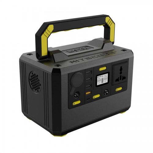 NITECORE NPS200 54600mAh 56.4AH 220V 300W LCD Display Portable Power Station 18650 Battery Outdoor Camping Generator