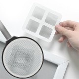 3Pcs Window Net Anti-mosquito Mesh Sticky Wires Patch Repair Tape Screen Window Door Net Patch Repair Broken Hole