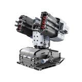 Jupiter Dawn Smart Building Blocks Set Scorpio Defenses Tower Bluetooth 5.0 APP Control Children Educational RC Robot Toy