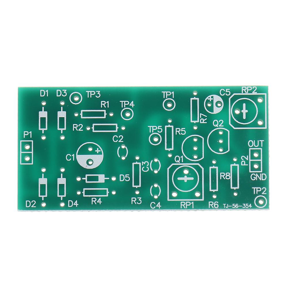 DIY Sine Wave Generator Kit Simulation Skill Test 511 DIY Electronic Production Parts