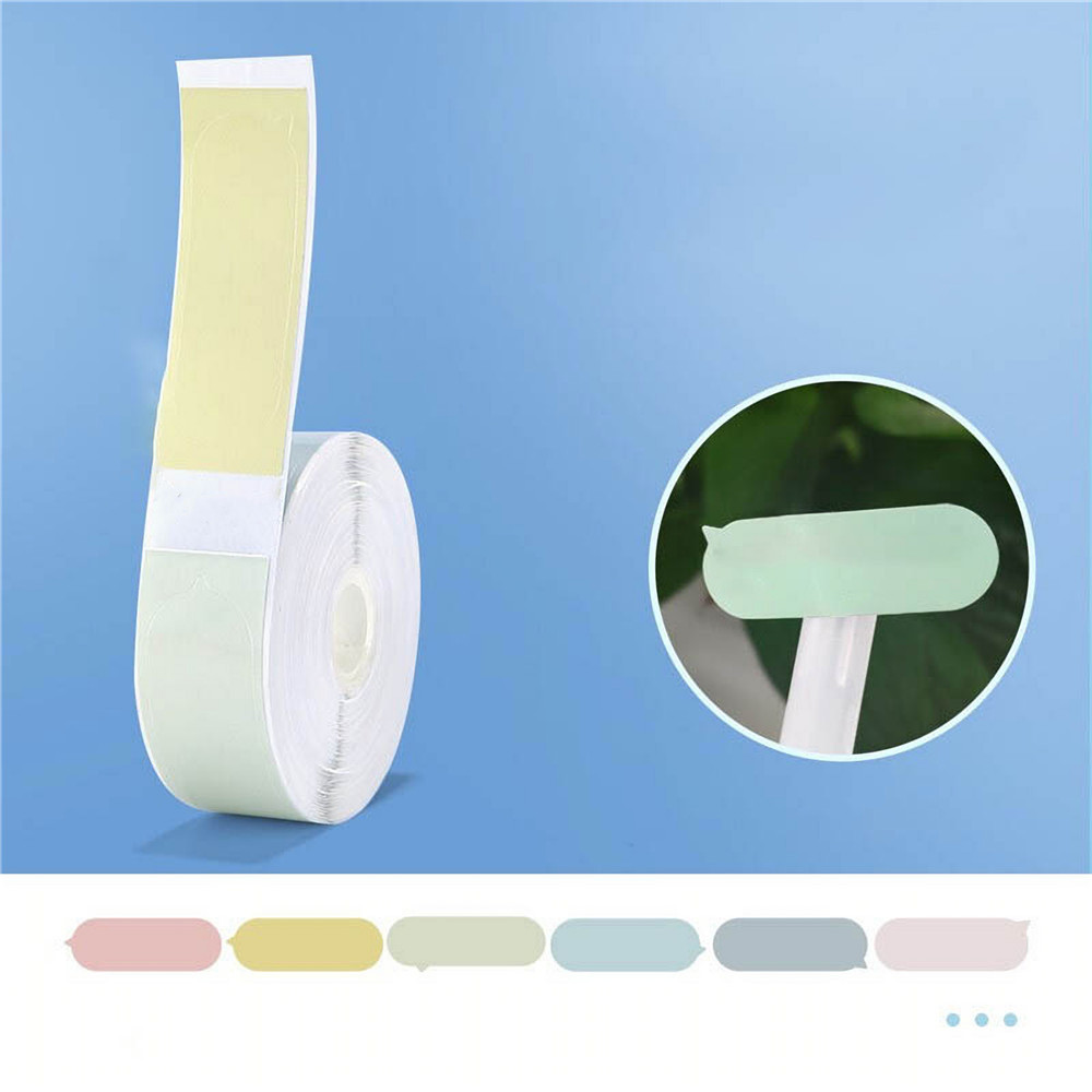 Label Sticker Paper for Wireless label printer Portable Pocket D11 Label Printer Thermal Label Paper for Home Use Office