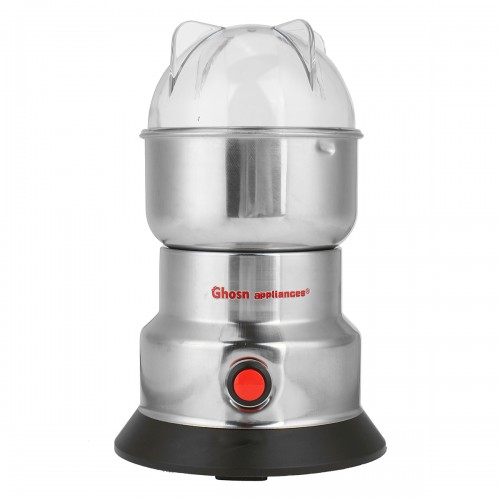 250W Electric Grain Grinder Coffee Bean Nuts Mill Grinding Machine Kitchen Tool