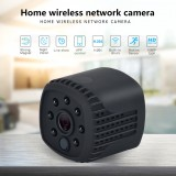 Bakeey Q12 1080P Small Camera Night Vision Wireless Surveillance Camcorder Home Security 2MP Webcam