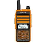 BAOFENG X3-Plus 18W Walkie Talkie 20 KM Tri-band Radio Waterproof UHF/VHF 9500mah Transceiver 76-108MHz Radio Transmitter Orange