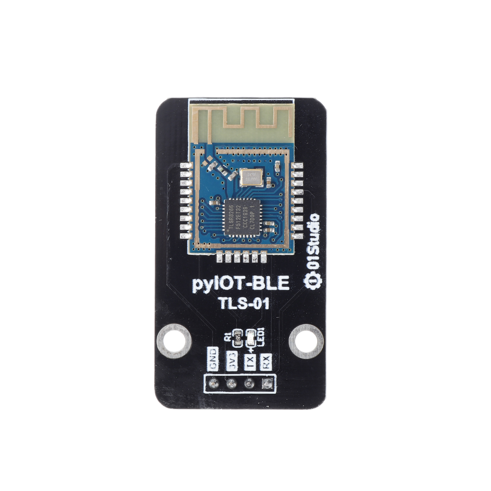 01Studio PyIOT- BLE Module TLSR8266 UART Low Consumption bluetooth BLE 4.0 Module MicroPython Development Board