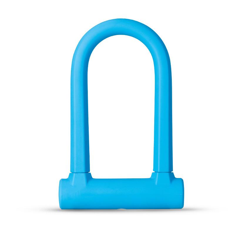 Anti-theft Bicycle U Lock MTB Road Mountain Bike Steel Security Lock U-Locks Cycling Locks Bike Accessories