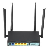 OEM we2416 4G Wireless WiFi Router Mobile Router 5Port 300Mbps 580MHz Card / Broadband 2-in-1 Industrial Router Support SIM card USB