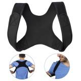 Men/Women Adjustable Posture Corrector Brace Support Belt Clavicle Spine Back Shoulder Lumbar Posture Correction