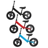 32″ No-Pedal Toddler Balance Bike Baby Girl Boys Training Push Bicycle for 2-6 Years Old Christmas Ride-on Gift