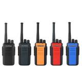 BAOFENG M4L 5W 400-470MHz Mini Walkie Talkie 16 Channels 1-5km Distance UV Dual Band Two-way Intercom Handheld Hotel Civilian Radio