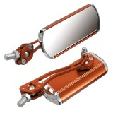 2PCS/Set Outdoor Bicycle Mirror Bike Motorcycle Scooter Accessories Rear View Mirror Handlebar motorcycle scooter