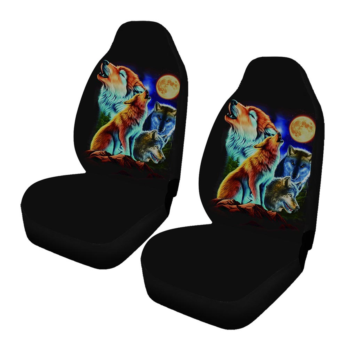 Car Seat Cover Four Seasons General Car Seat Cover Fabric Cushion Protection