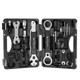 18-in-1 BIKE HAND Profession Bicycle Repair Tools Kit Box Set Multi MTB Tire Chain Repair Tool Spoke Wrench Kit Hex Screwdriver Bike Tools