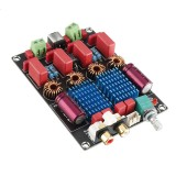 TPA3116*2 Dual Chip WIMA Luxury Digital Power Amplifier Board 100W+100W High Power DC24V