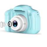 X2 Kids Cameras 2.0 Inch 800W Pixel Camera Video Recording Function Kids Camera for Boys and Girls Children's Gift Camera with Memory Card