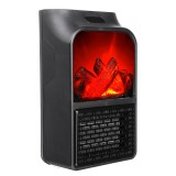 1000W Portable Electric Heater Quick Heat Up PTC Ceramic Heating Low Noise for Home Office
