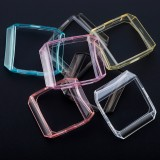 Bakeey Multi-color Transparent TPU Smart Watch Case Cover Watch Protector For Fitbit Ionic