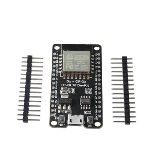 2Pcs SZDOIT DT-BL10 WiFi Development Board with BL602 IoT SDK RISC-V WiFi bluetooth 5.0 BLE SoC 2 in 1
