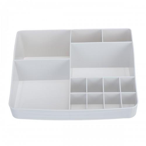 Cosmetic Storage Box Desktop Makeup Organizer Drawer Case Brush Holder Lipstick Jewelry Storage Box Brush Display Case