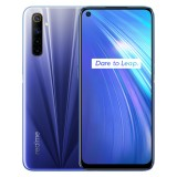 Realme 6 EU Version 6.5 inch FHD+ 90Hz Refresh Rate 4GB 128GB Helio G90T NFC Android 10 4300mA 64MP AI Quad Camera 4G Smartphone